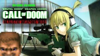 Brutal Doom Weapons