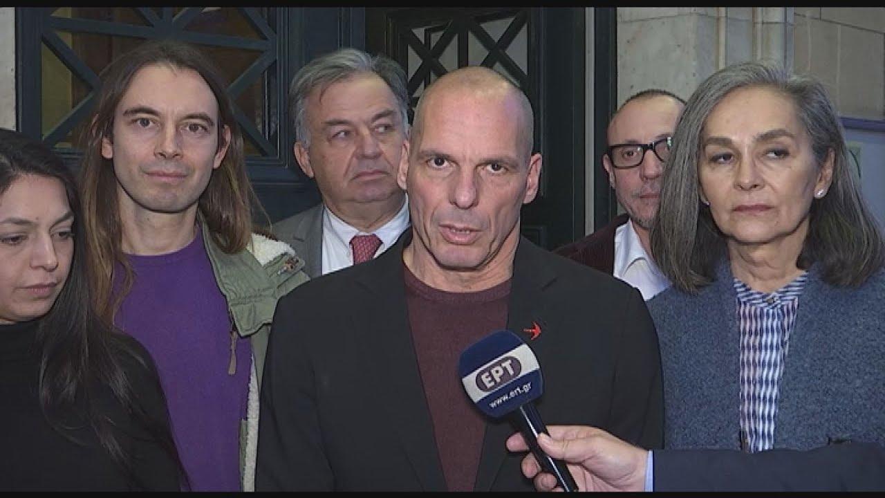 Τη Μάγδα Φύσσα προτείνει για την Προεδρία της Δημοκρατίας ο Γ. Βαρουφάκης