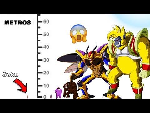 Os Maiores Personagens de DRAGON BALL(Sinistro) !!! | Baseball Super