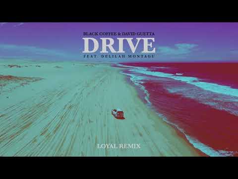 Black Coffee & David Guetta & Delilah Montagu – Drive Video