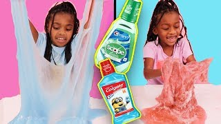 Don't Choose The Wrong MOUTHWASH Slime