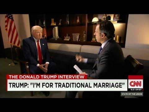 Donald Trump is