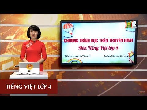 """MÔN TIẾNG VIỆT - LỚP 4   TẬP ĐỌC: """"SẦU RIÊNG""""   19H45 NGÀY 08.04.2020   HANOITV"""
