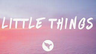Louis The Child - Little Things (Lyrics) With Quinn   - YouTube
