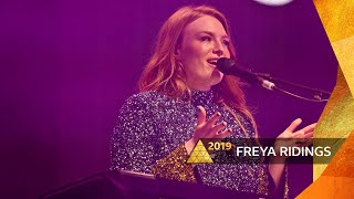 Freya Ridings   Lost Without You (Glastonbury 2019)