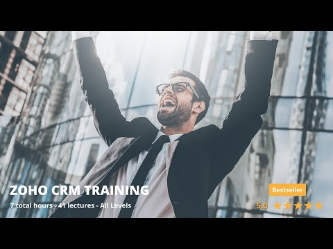 ZOHO CRM Training   ZOHO CRM Online Course   For Business ...