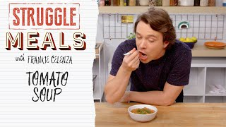 An Easy, Flavorful Soup...For Less Than $2?! | Struggle Meals