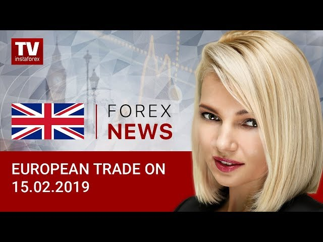 15.02.2019: GBP struggling for gains, but EUR gives up (EUR/USD, GBP/USD)