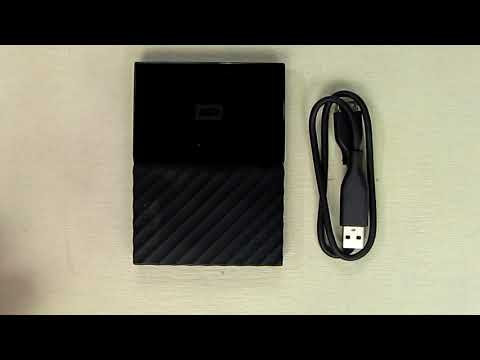 REVIEW WD 1TB Black My Passport  Portable External Hard Drive – USB 3.0