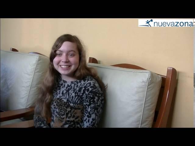 El ejemplo y las ganas de vivir de una joven luchadora: Josefa Vernackt