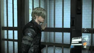 Resident Evil 6 Walkthrough (Leon Campaign) Pt.4 -  Not A Normal Zombie!