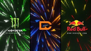 After Effects Tutorial - Particles Logo & Text Animation in After Effects