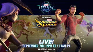 Marvel Studios' Shang-Chi Inspired Event | Marvel Strike Force LIVE!