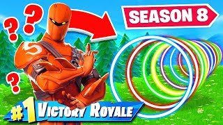What's new about my head and SEASON 8 in Fortnite!