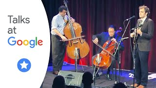 The Goat Rodeo Sessions YoYo Ma Stuart Duncan Edgar Meyer Chris Thile  Musicians At Google