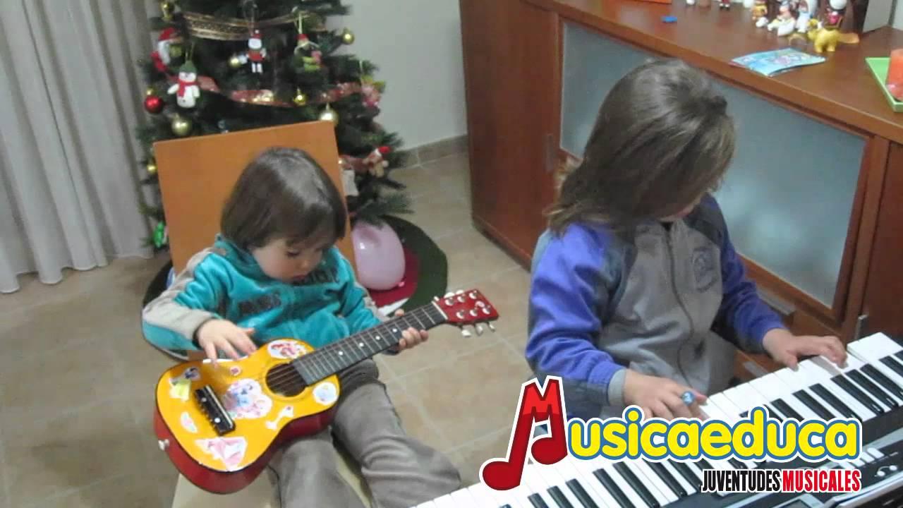 Villancico Jingle Bells - Mi Teclado 1