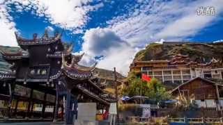 preview picture of video '松潘 唯美大型延时摄影—松州韵 超清Songpan County (Chinese County-level City)'