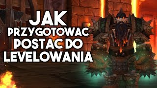 Jakie Enchanty, Heirloomy i Mounty Wybrać do Levelowania w World of Warcraft