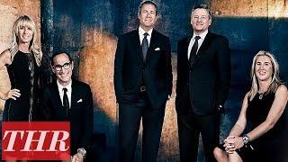 EXECUTIVE ROUNDTABLE: The Titans Behind HBO, Netflix, AMC, A+E, & NBCUniversal