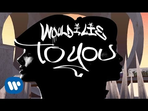 Would I Lie to You (Lyric Video) [Feat. Cedric Gervais & Chris Willis]