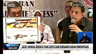 Sejumlah Purnawirawan TNI Bela Soenarko