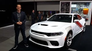 Is the 2020 Dodge Charger Hellcat Daytona the ULTIMATE 4-door Muscle Car?