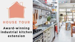 Award-winning Industrial Kitchen Extension