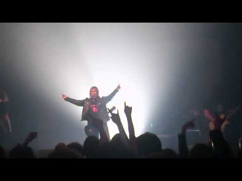 Monster Magnet - Sin's a Good Man's Brother, live in Brussels 7/12/2012