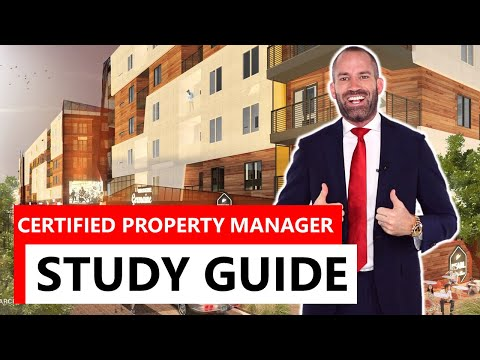 Certified Property Manager Study Guide - YouTube