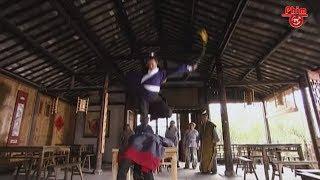 Triển Chiêu tung tuyệt kỷ MuayThai đánh bọn nha sai cắm đầu | Tân Bao Thanh Thiên | Top Kiếm Hiệp