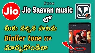 How To Set Jio Caller Tune With JioSaavn Music | Tips To Activate Caller Tune In Jio | Tech Siva