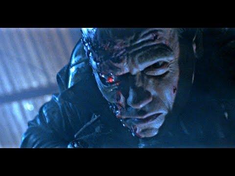 Terminator 2: Final Fight T800 vs T1000 l 4K