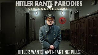 Hitler wants Anti-Farting pills