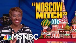 Mitch McConnell Loses Sense Of Humor Over Moscow Mitch Ahead Of Roast | Rachel Maddow | MSNBC