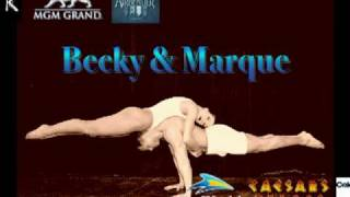 Becky and Marque Adagio Reel