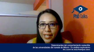 Determinantes del comportamiento sostenible de las universidades del noreste de México. Un análisis exploratorio