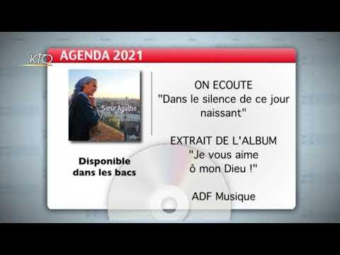 Agenda du 4 octobre 2021