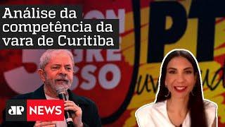 Amanda Klein: 'Uma coisa é brigar com o fantasma do Lula, outra é brigar com Lula de carne e osso'