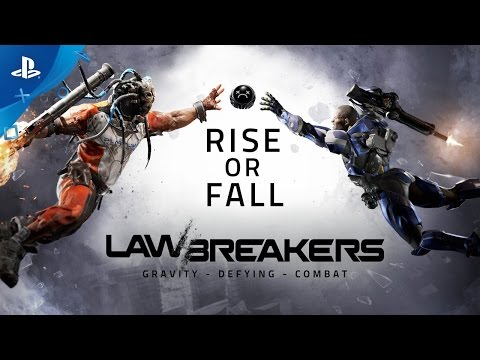 LawBreakers - Rise or Fall | PS4 thumbnail