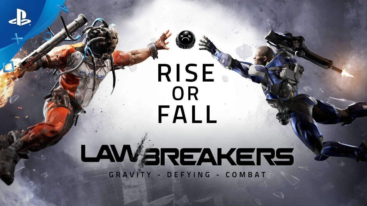 LawBreakers, Boss Key Productions' First Game, is Coming to PS4 This Year