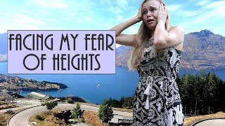 Acrophobia - Getting over my fear of heights