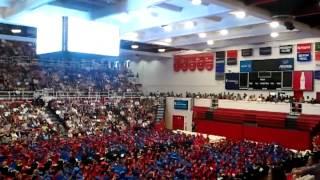 St.  Francis Prep Graduation 2012