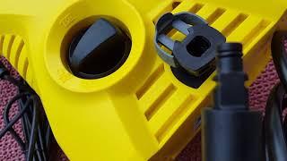 Kärcher K2 Plastikschrott ? TEST 2019 !!  Hochdruckreiniger 110 bar für 59 Euro