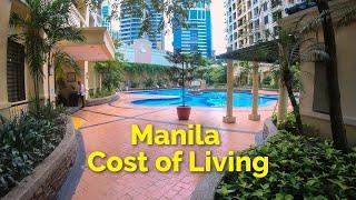 Manila - Cost Of Living,  Makati & BGC