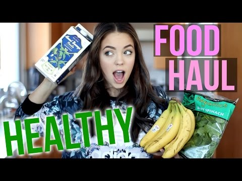 Video HEALTHY FOODS That CHANGED The Way I Eat!! Grocery Haul