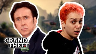 NIC CAGE JOINS THE GANG (Grand Theft Smosh)