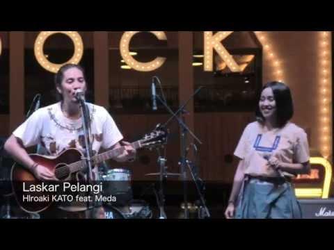 laskar pelangi by hiroaki kato feat meda japan festival 2014