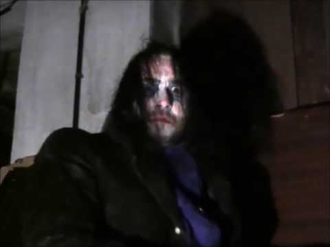 the undertaker interview, brheme mutilator attack and closes  undertaker into the casket