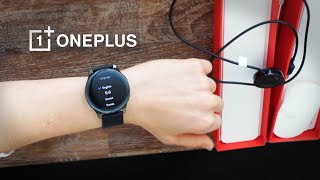 OnePlus Watch unboxing