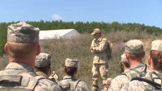 121st Security Forces Squadron Annual Training 2014